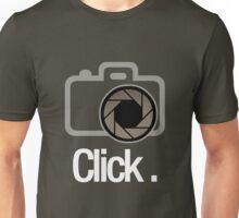 Isowear.com - Click. Unisex T-Shirt