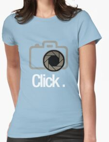 Isowear.com - Click. Womens Fitted T-Shirt