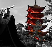 Miyajima, Hiroshima by C1oud