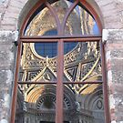 Siena Cathedral reflected by Hans Bax