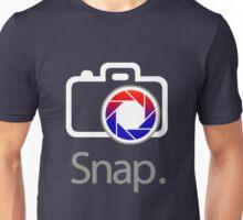 Isowear.com - Snap. Unisex T-Shirt