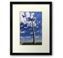 Silent Giants ll Framed Print