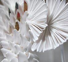 paper mask by Jemma Murphy