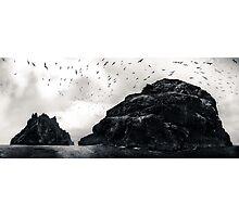 Lost Kingdoms - St Kilda Photographic Print