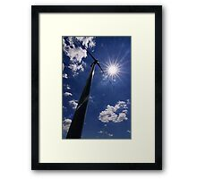 Silent Giants lll Framed Print