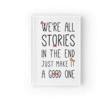 DOCTOR WHO STORIES Hardcover Journal