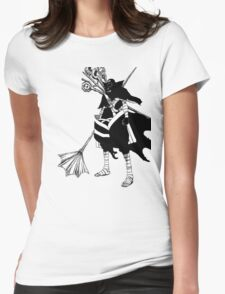 Mystogan - fairy tail Womens Fitted T-Shirt