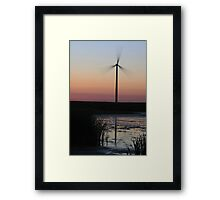 Silent Giants Vl Framed Print