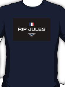RIP Jules Bianchi T-Shirt