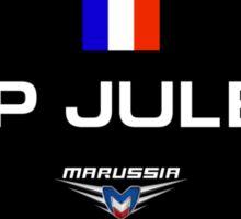 RIP Jules Bianchi Sticker