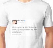 Phil Lester Funny Tweet Unisex T-Shirt