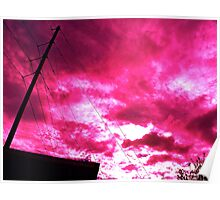 Redwire Sky Poster