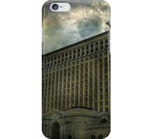 Detroit, Michigan Central Station iPhone Case/Skin