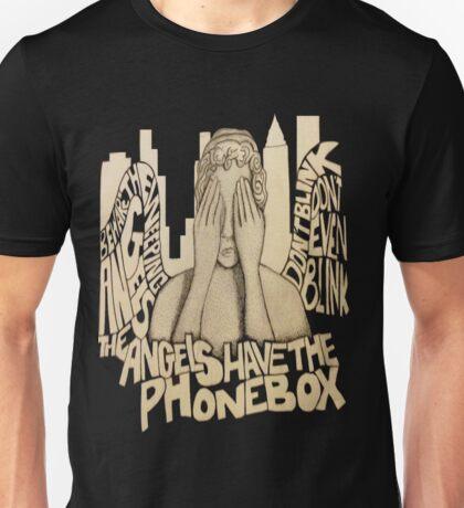 Weeping Angel Unisex T-Shirt