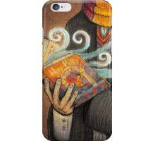 Harry Potter Books Magic iPhone Case/Skin