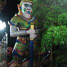 Thai Temple Guard by DAdeSimone