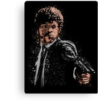 the path of the righteous man Canvas Print
