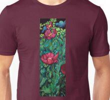 Night Poppies 3 Unisex T-Shirt