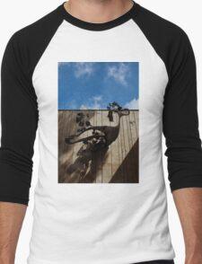 Wall Men's Baseball ¾ T-Shirt