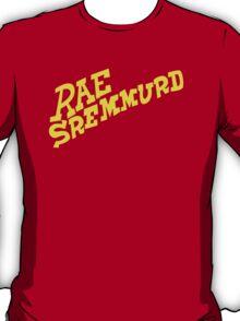 RAE SREMMURD (YELLOW PRINT) T-Shirt