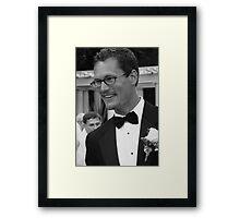 Ian Alexander Framed Print