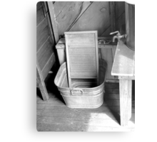 Ready For Laundry  Metal Print