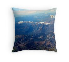 Rocky Tops III Throw Pillow