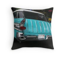 Back in the Day! Throw Pillow
