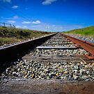 Train Tracks by AlexKokas
