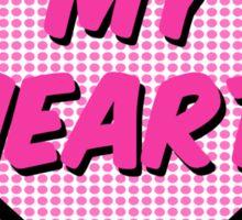 my heart!! Sticker