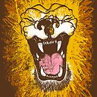 Lion by AtomicChild