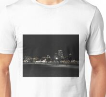 The City at Night Unisex T-Shirt