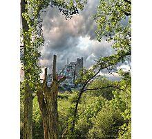 Modern Ruins Photographic Print
