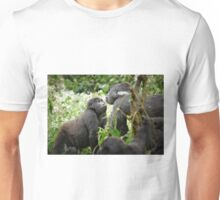mountain gorillas Unisex T-Shirt