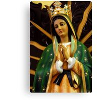 Virgin::Mary Canvas Print