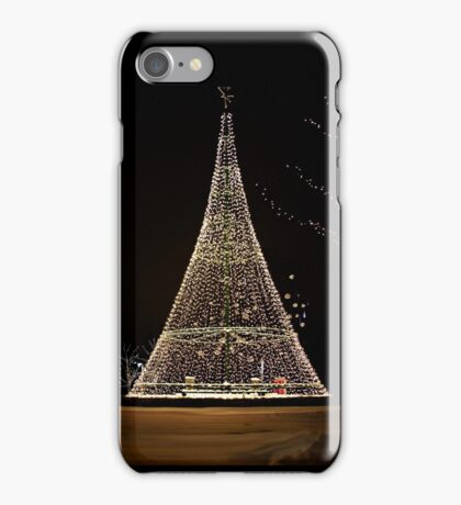 Happy Holiday Season to All ! iPhone Case/Skin