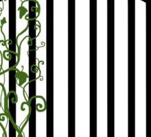 Arkham Asylum, Inmate: Poison Ivy  Sticker