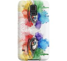 Eyes of Color Samsung Galaxy Case/Skin