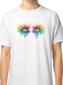Eyes of Color Classic T-Shirt