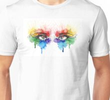Eyes of Color Unisex T-Shirt