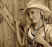 Redneck Barbie by jujubean