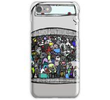 Robot Gob! iPhone Case/Skin