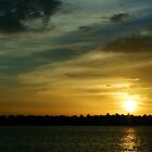 Sunset at Key West by Sheryl Unwin