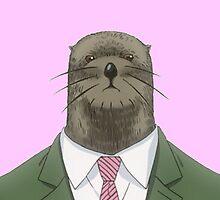 Otter 11 - Bakuman by Dandyguy