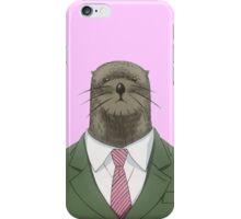 Otter 11 - Bakuman iPhone Case/Skin