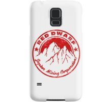 Red Dwarf Samsung Galaxy Case/Skin