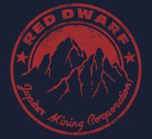 Red Dwarf Kids Tee