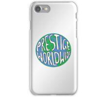 Prestige Worldwide iPhone Case/Skin