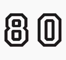 Number Eighty by sweetsixty