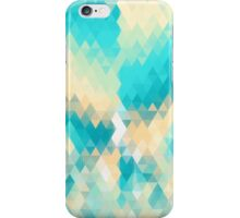 Geometric Archipelago iPhone Case/Skin